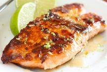 Fish Recipes / by Marie Brooks