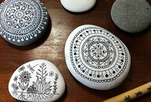 Pebbles, Stones and Rocks