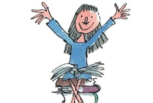 Quentin Blake / Just say the name Quentin Blake and a smile is already playing around the corners of your mouth. His first drawings were published in Punch when he was 16. He has illustrated nearly 300 books with writers such as Russell Hoban, Joan Aiken, Michael Rosen, John Yeoman and, most famously of all, Roald Dahl. He has also illustrated classic books for adults, and created his own characters such as Mister Magnolia and Mrs Armitage.