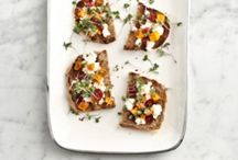 Apps and dips / Yummy ways to start a meal