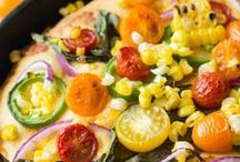 Eat Your Veggies! / Add some pizazz to your veggie dish!