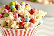 Dessert, Popcorn
