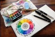 Journals/Sketching/Art Kits