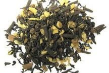 Black Tea / Often used in English tea blends, black tea is the most popular tea in the Western world. Black tea goes through full fermentation in which the leaf color darkens to give it their black color. Long-term consumption of black tea can lead to a lower risk of a stroke and you can find a high concentration of flavonoids in black tea.