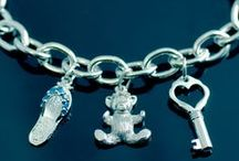 Charm Bracelets / Every charm bracelet tells a story. Please upload in here just charm bracelets. NOT MORE THAN 3 PHOTOS PER DAY so you won't be removed!!! Let's create a life story full of charm. / by Charms To Treasure