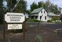 Woodward Canyon, Washington, USA / Canyon Winery was established in 1981 by Rick Small and his wife, Darcey Fugman-Small. Since that time, the winery has consistently produced premium, award-winning Cabernet Sauvignons, Merlots and Chardonnays.