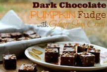 Pumpkin Recipes / Our Good Cook Kitchen Experts are bloggers that are given fun, new products to try out and then share their reviews and/or recipes with readers. / by GoodCook