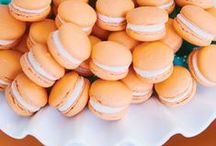 Dessert, French Macarons