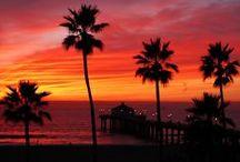 Manhattan Beach,  CA / My home town / by Jessica Vannoy