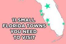 day trips / Florida destinations