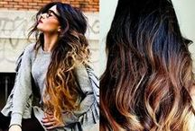 Hair Inspiration: Ombre