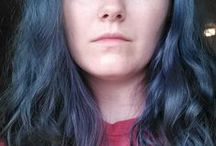 me IRL: experimental beauty / Here's my digital space for showing off my hair products and results -- all DIY and most products purchased from Sally Beauty.