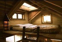 tiny home: bedroom