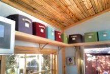tiny home: storage ideas