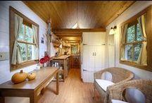 tiny home: living area