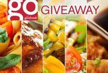 Go with Good Cook Giveaway / We will be giving away fabulous prize packs for your favorite cuisines from May 11 - 16, 2015!  / by GoodCook
