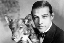Rudolph Valentino / by Jess