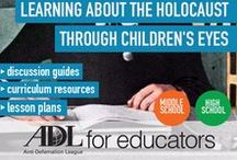 Let's Learn: How to Talk About anti-Semitism / Resources to help facilitate education and discussion about anti-Semitism.