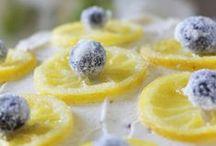 Embellishmints Garnishes / Embellish your dishes with these garnish ideas.