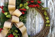 Christmas decorations / Holidays are coming! Decorate your front yard with stunning Christmas decorations and say everyone Happy Holidays from your garden! Celebrate the holidays with your community and bring joy to their lives!