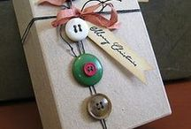 creative gift wrapping / by Sue Jensen Brown