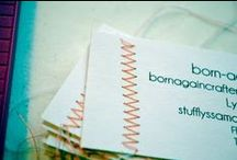 Business Cards / by Sue Jensen Brown