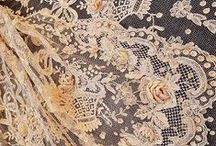 Amazing Lace / Anything Lace-like. Lace, Crochet, Knitting, etc. / by Sue Jensen Brown
