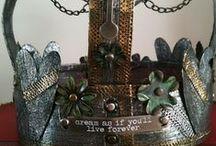Crowns -Always wear one! / by Sue Jensen Brown