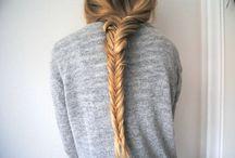 HAIR / by Tegan Klenner