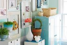 ✄ CRAFTS: Craft Storages & Stations That Rock! / In A Perfect World, These Craft Storages & Stations Would Be In My Home...All Of Them! But Instead My Crafts & Jewelry Making Will Have To Continue To Live In Boxes, Plastic Tubs & Old Ice Cream & Coffee Containers, Lol! It Doesn't Hurt To Dream A Little! / by Carla Meisberger Vaught