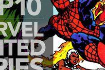 Stuff We Love / You like stuff, we like stuff ... Here's the comic book, geeky, cool stuff we all like!