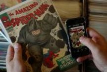 iPhone/iPad Apps / Comic book related apps, etc. (aka a showcase for a particular comic book price guide app we have a fondness for) / by Zap-Kapow Comics