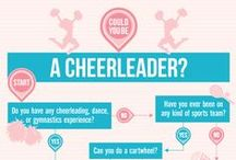 Cheer 101 / everything you need to know about cheer!