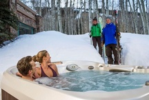 Creative Hot Tub Installations / Check out these amazing Hot Tub Installations, and get great ideas for your own Hot Tub oasis. www.jacuzziontario.com