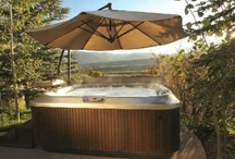Hot Tub TV! / Enjoy watching TV while in your Hot Tub. www.jacuzziontario.com