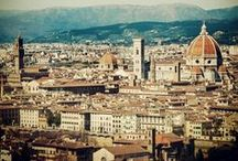 Florence ....is my home / Fℓoяєηcє is tiny and view from Piazzale Michelangelo looks like a little girl dressed in carnival ... Florence is very small and it is also my home ... I have it always in front when I go on ... Florence did not change after there like you ... we'll keep that little girl you bring the kisses ...