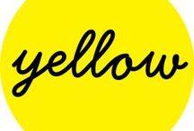 YELLOW  /  Yєℓℓow ✔ / by MyFantabulousWorld