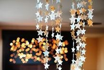 ✄ CRAFTS: Garland, Mobiles, Windchimes & More! / by Carla Meisberger Vaught