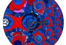 RED & BLUE or LIGHTBLUE   / ✔ Rєd & Bℓuє or Lighτbℓuє / by MyFantabulousWorld