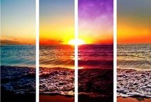 Sunrise & Sunset / Suηяisє... & Suηsєt