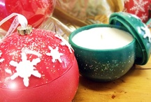 Christmas Candles by Keepsake Candles