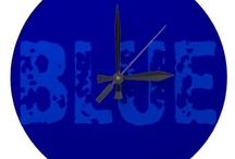 BLUE   / ✔ Bℓuє / by MyFantabulousWorld