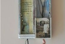 Altered Boxes / by Sue Jensen Brown