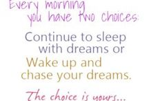 Sleep Quotes / Sleep Quotes - For an exquisite mattress to add to your bedroom, see http://www.plushbeds.com  / by PlushBeds.com