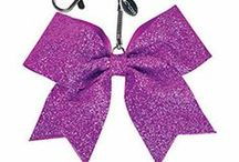 NEW 2014 Cheerleading Accessories / New cheerleading accessories at Omni Cheer / by Omni Cheer
