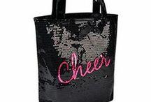 NEW 2014 Cheerleading Bags / New cheerleading bags at Omni Cheer / by Omni Cheer
