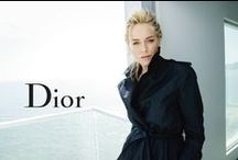 Frederic Auerbach- Sharon Stone for Dior / Dior- Sharon Stone Photographer: Frederic Auerbach www.opusreps.com