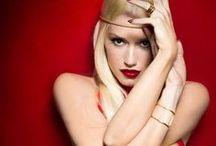 Miranda Penn Turin - Gwen Stefani for OPI / Gwen Stefani  OPI Campaign  Photographer: Miranda Penn Turin   www.opusreps.com