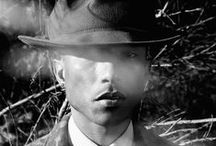 Yu Tsai: Pharrell Williams: Notion / Pharrell Williams: Notion  Photographer: Yu Tsai   www.opusreps.com
