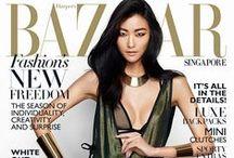 Yu Tsai- Jihye Park : Harper's Bazaar / Jihye Park : Harper's Bazaar Photographer: Yu Tsai   www.opusreps.com